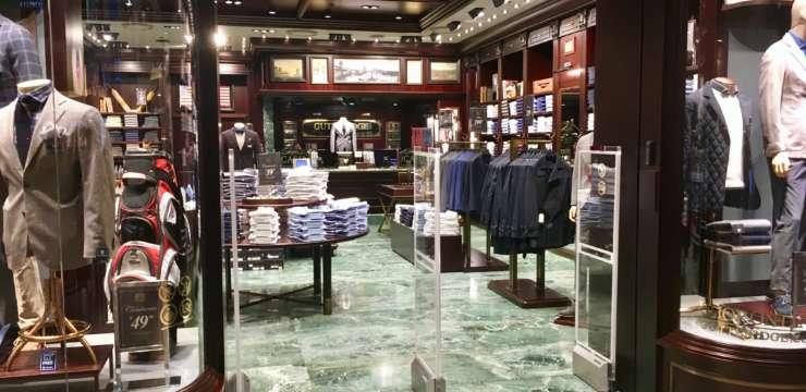 marmol espacios comerciales