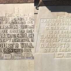 Problemas y soluciones de la limpieza de lápidas de granito y mármol
